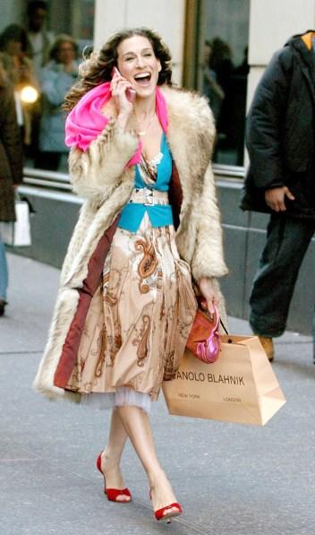 Carrie Bradshaw 8