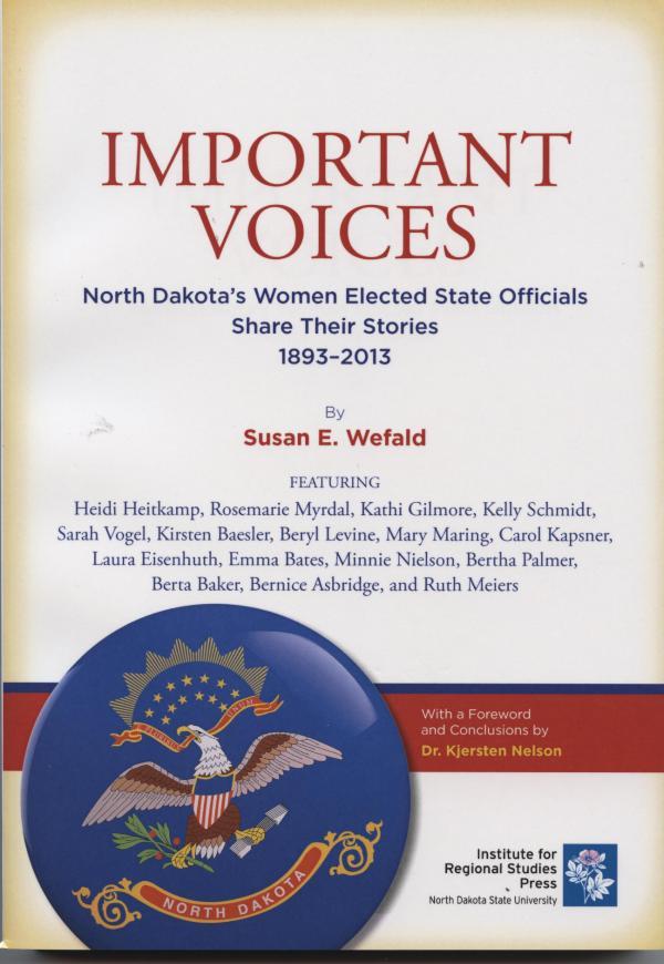 Important Voices | North Dakota Heritage Center & State Museum