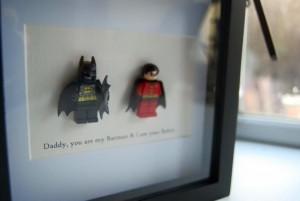 Replica Lego Superhero Frames