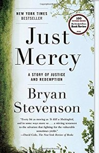 Just mercy for winter reading list