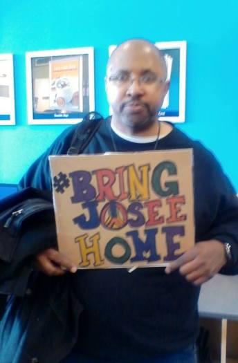 #BringJoseeHome www.JoseesVoice.com