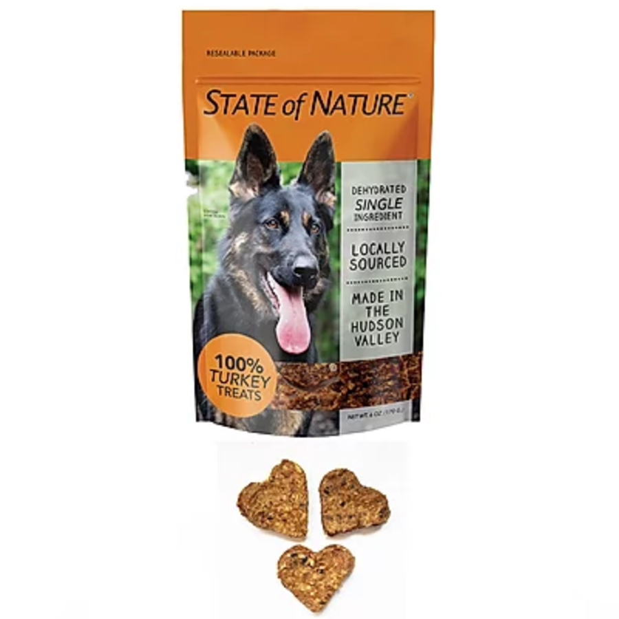 Turkey Dog Treats 6 oz Bag