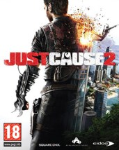 Just Cause 2 Box