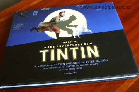 The Art of Tintin