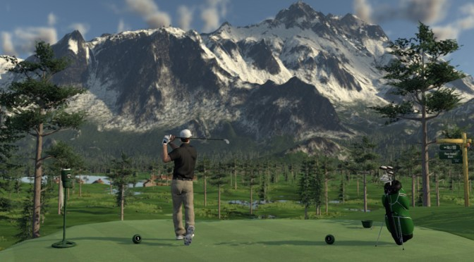The Golf Club PC Early Access Preview