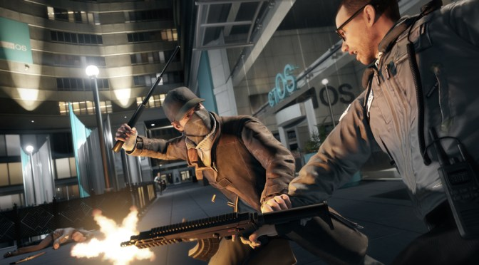 Watch_Dogs: PS4 first impressions