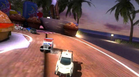 Table Top Racing PS Vita review