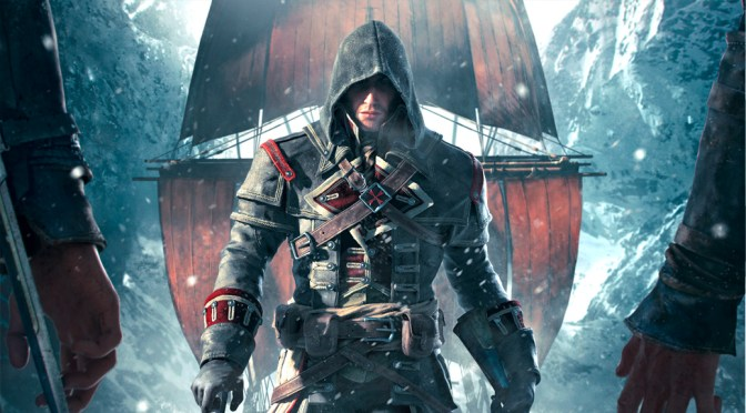 Developer interview: Michael Hampden- Assassin's Creed Rogue