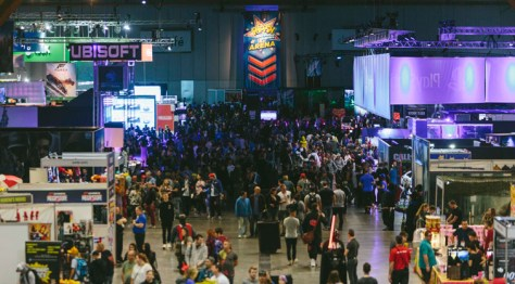 EB Expo 2016 treats fans to a gaming extravaganza