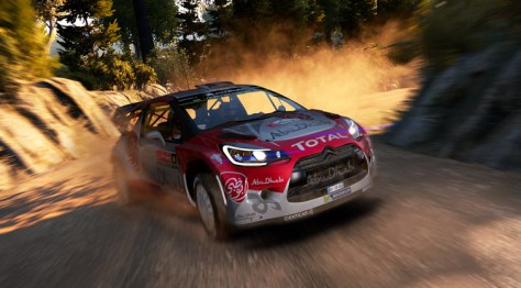 WRC 6 PlayStation 4 review