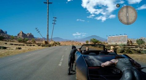 Not so Final Fantasy: Final Fantasy XV PlayStation 4 Pro review