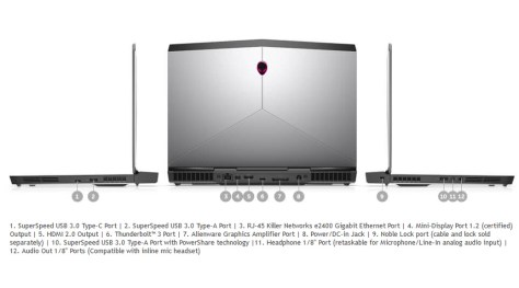 Big is not always better – Alienware 13 laptop review