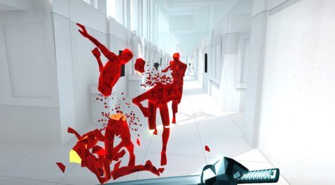Superhot VR HTC Vive review