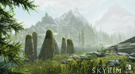 The Elder Scrolls V: Skyrim Switch review