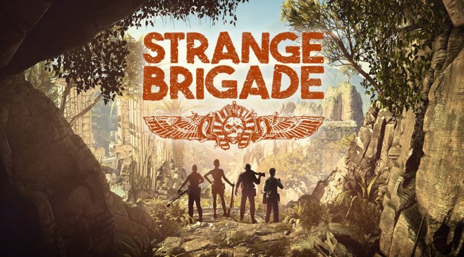 Strange Brigade PS4 review