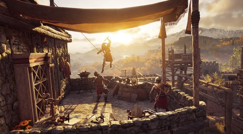 Assassin's Creed Odyssey PC/Xbox One review
