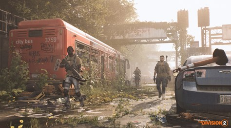 Tom Clancy's The Division 2 PS4/PC review