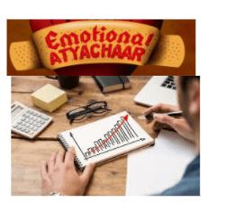 How to Avoid Emotional Atyachaar in Investing?
