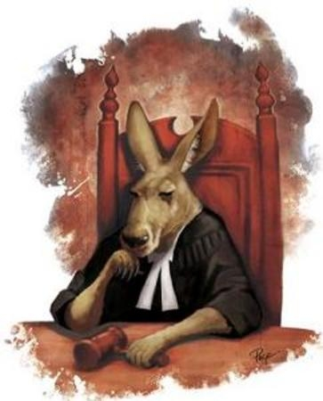 Russia Demolishes Australia's Kangaroo Court: Sends Four Warships To G20 Kangaroo Court