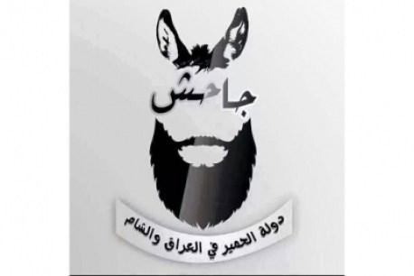"'Da'ish' becomes 'Ja'hish' - ""The state of donkeys in Iraq and Syria"""