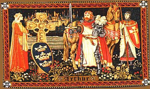 king-arthur-old