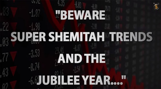 Oct 02, 2016 Super Shemitah Ends And A New Era Begins – Get Right With Self Governance SUPER-SHEMITAH-Elites-Jubilee-Year-Plan-to-Crash-World-Economy-by-October-2016-The-Dollar-Vigilante-676x374