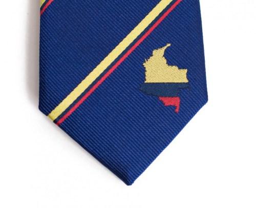 Colombia Tie