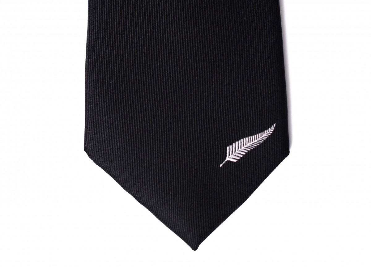New Zealand Skinny Tie