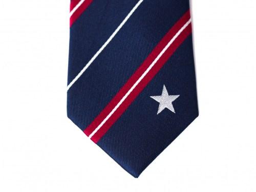 America (USA) Skinny Tie