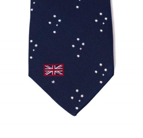 Australia Skinny Tie