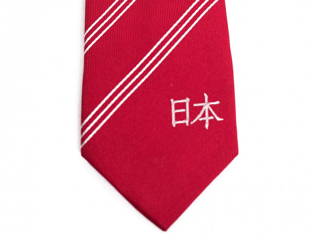 Japan Skinny Tie