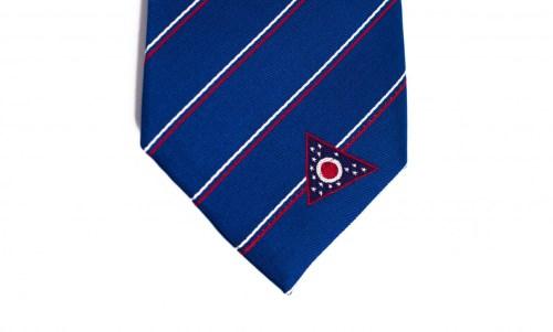 Ohio Skinny Tie