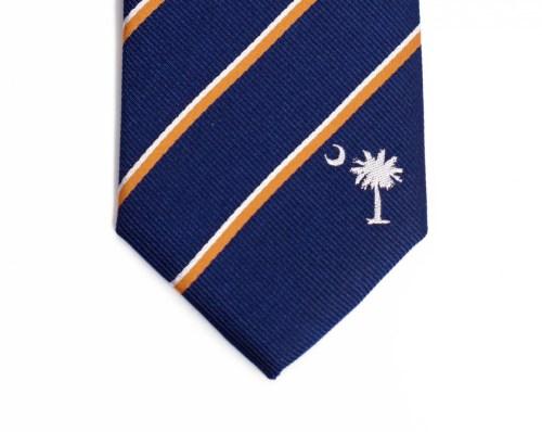 South Carolina Skinny Tie