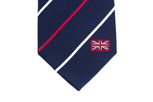 United Kingdom Skinny Tie