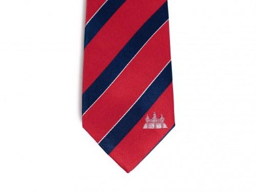 Cambodia Skinny Tie