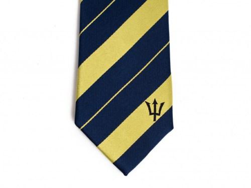 Barbados Skinny Tie