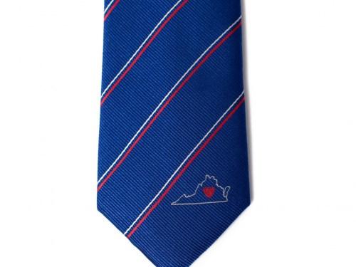 Virginia Skinny Tie
