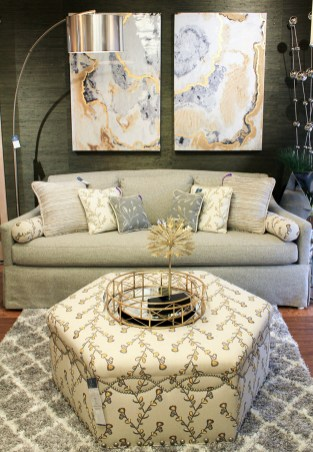 Eclectic Custom Living Room Furniture – State Street Interiors
