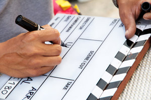 Explore careers behind the scenes in film and TV
