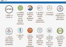 जन सूचना राजस्थान पोर्टल पर योजनाओं की लिस्ट @ jansoochna.rajasthan.gov.in
