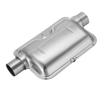 generic stainless steel exhaust silencer filter for air diesel heater car muffler