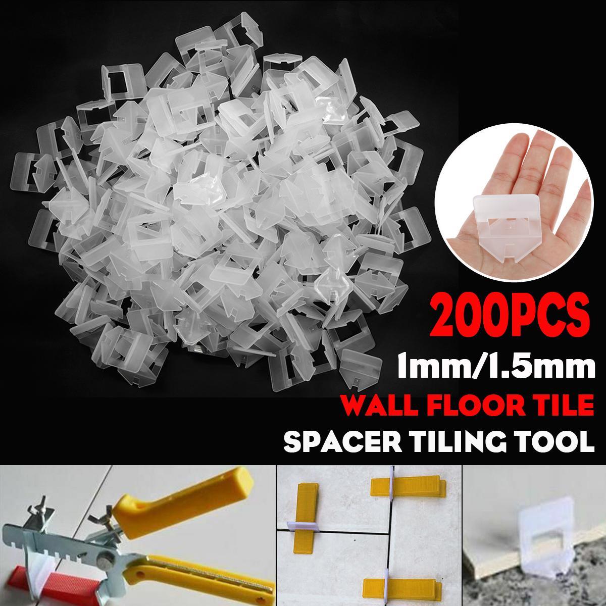 1 0mm clip tile leveling system kit