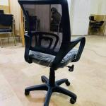 Office Chair Ergonomic Desk Chair Mesh Computer Chair Lumbar Support Modern Executive Adjustable Stool Rolling Swivel Chair For Back Pain Black Buy Online At Best Prices In Pakistan Daraz Pk