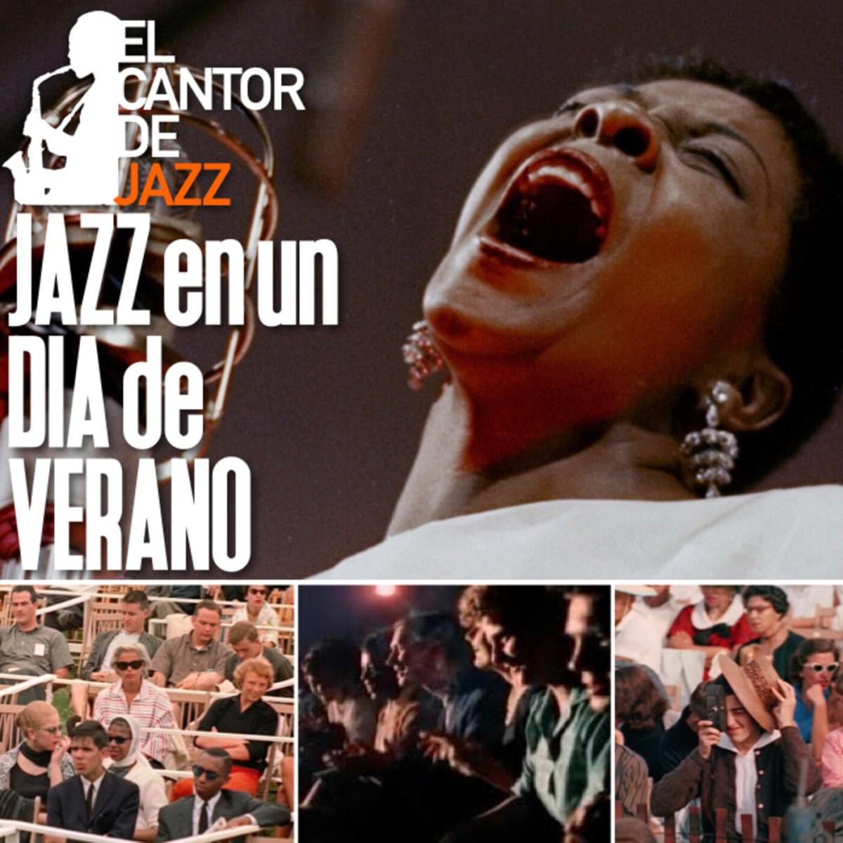 El Cantor de Jazz 2021×11: Jazz en un Día de Verano
