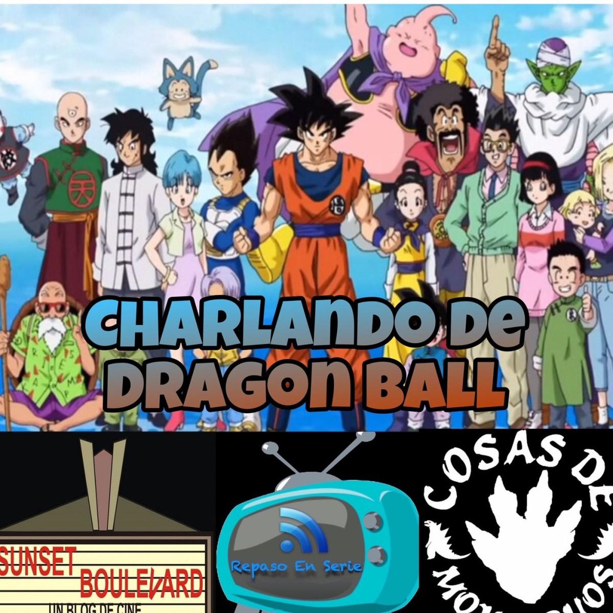 Sunset Boulevard 430 – Hijos de Dragon Ball con @repasoenserie y @monsterianos