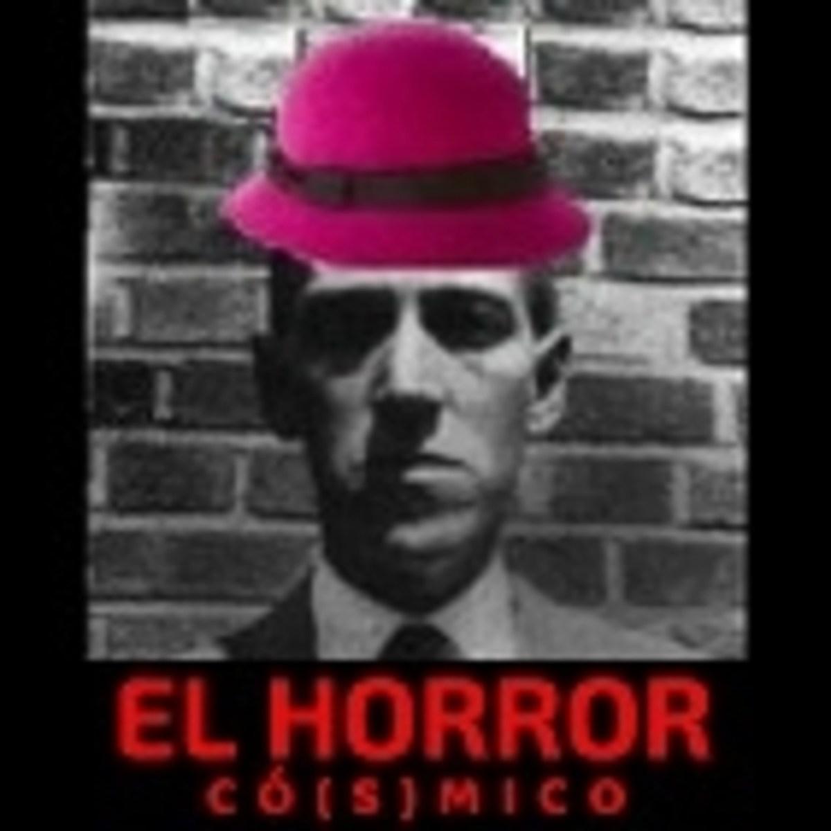 El horror cósmico: humor, terror y paranormal