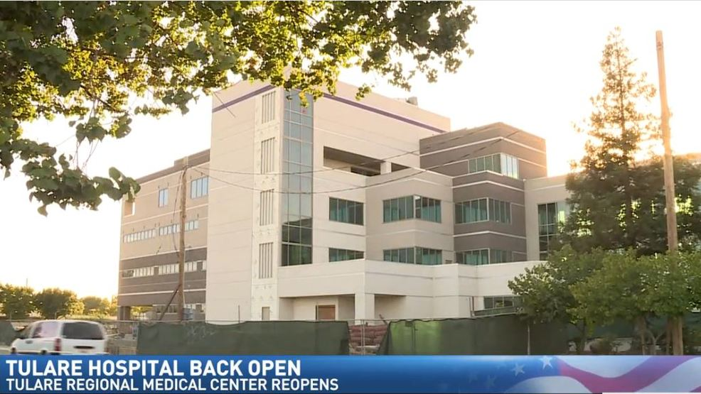 Image result for Tulare Regional Medical Center