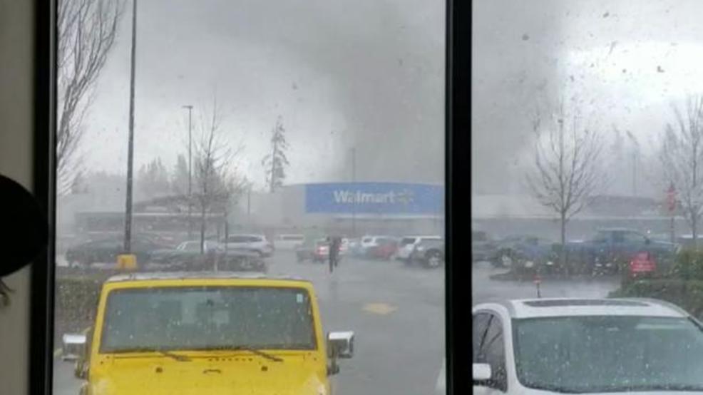 Port Orchard Tornado Confirmed An Ef 2 Strongest Tornado
