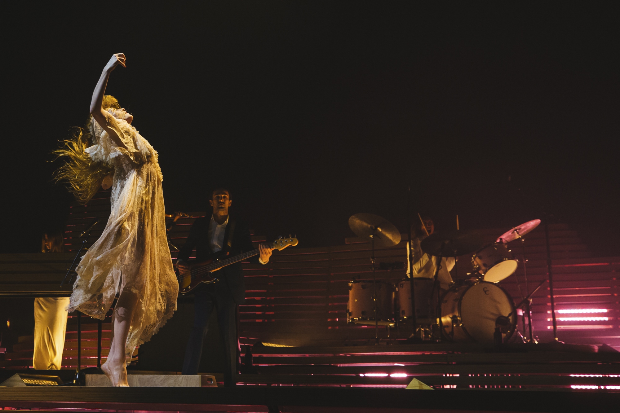 Image result for Florence + The Machine High as Hope