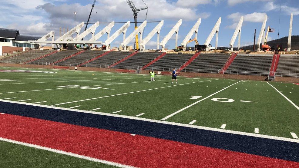 Liberty University hoping stadium renovations will be done ...
